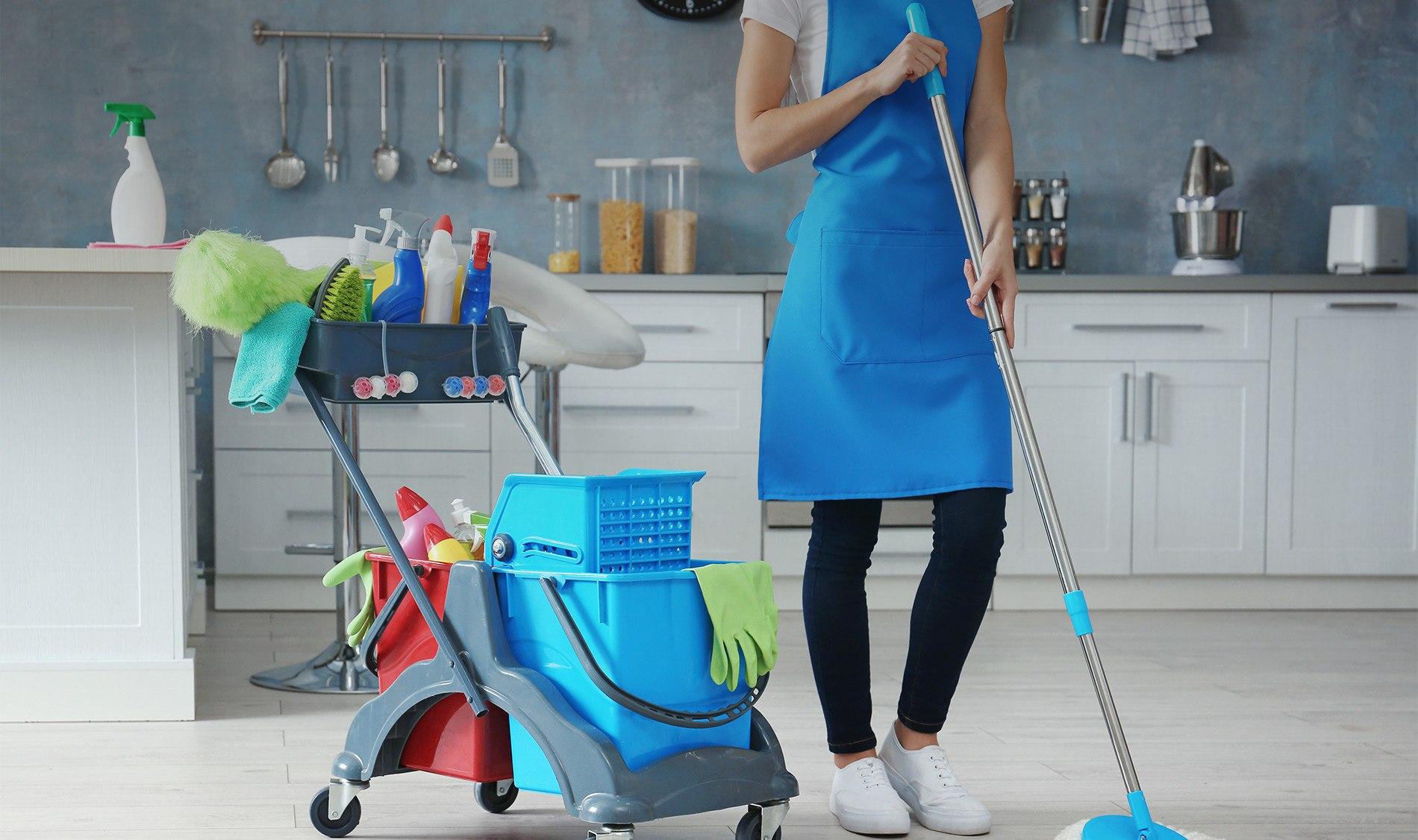 Femme de Ménage Strasbourg à découvrir chez Oh Top!